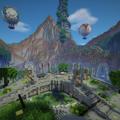 Сервер Майнкрафт TeslaCraft - Выживание и 40+ Мини-игр (даже MarioParty) 3